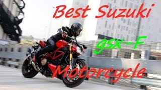 Best Suzuki Bikes (Compilation) 2015 @ Wheelies and Accelerations!