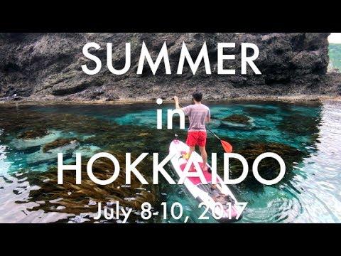 SUMMER in HOKKAIDO // Otaru to Shakotan