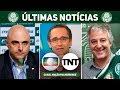 Apresentador do SporTV corneta imagem da TNT; Nobre ironiza convocação de Tite, Palmeiras assume liderança e nova reunião com a Globo