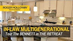 """NEW """"In-Law Suite"""" Multigenerational Homes in Charlotte NC"""