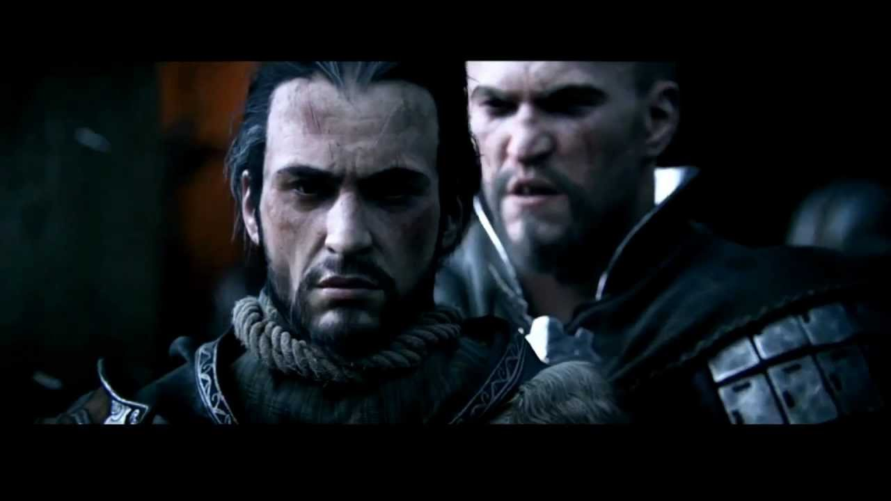 Assassin S Creed Ezio Auditore Da Firenze Ers Movie Trailer Youtube
