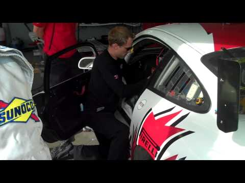 Friday Morning Driver Change Practice with Darryl O