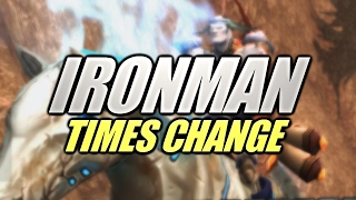 WoW Legion Ironman #7   Channel Changes! [Cobrak]