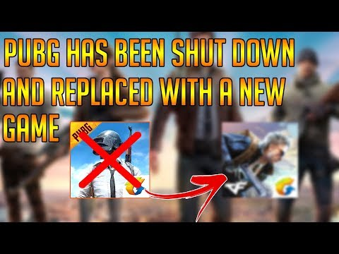 tencent-shuts-down-pubg-mobile,-replaced-with-strange-alternative!