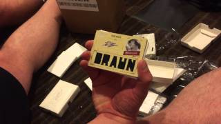 Master Case Break, Prime Cuts Baseball 2012, 15-boxes at NSCC Chicago 2015