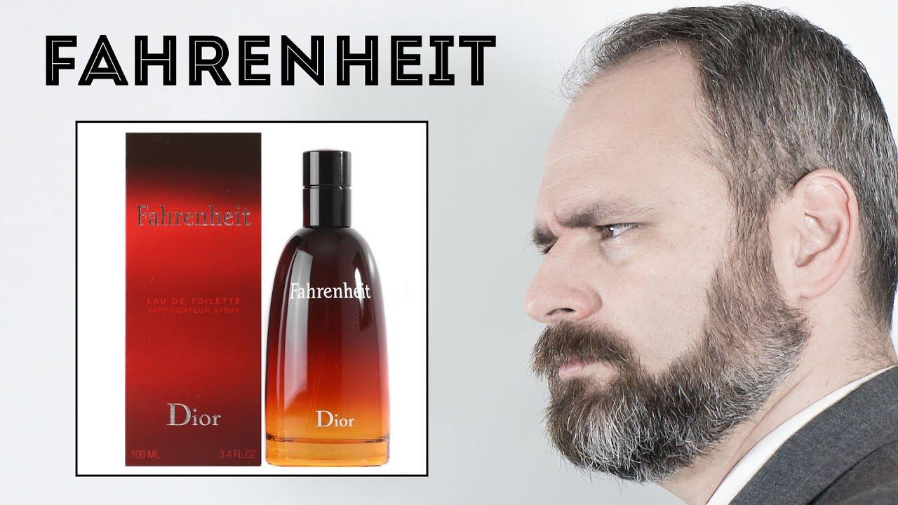 Fahrenheit di Christian Dior - Recensione