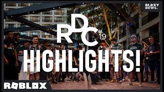 RDC 2019 Highlights and ALL NEW FEATURES Announced! (Roblox Developer's Conference 2019)