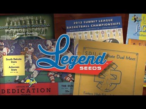 Jackrabbit Legends - Zach Zenner vs. Eastern Illinois
