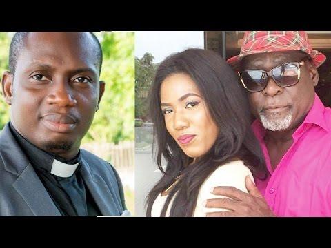 Kofi Adjorlolo's fiancée  finally breaks her silence!!!