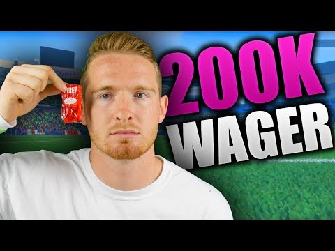 *200K WAGER* ERIC BERRY IS THE BEST SAFETY IN MUT | Madden 18 Ultimate Team Wager