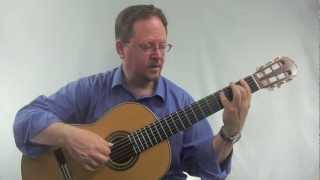Beginner Warm-up (2) The Pepe Romero Method