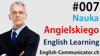 #7 Kurs języka angielskiego Słownictwo English Biała Podlaska Kamienna Góra Nowy Sącz Sochaczew