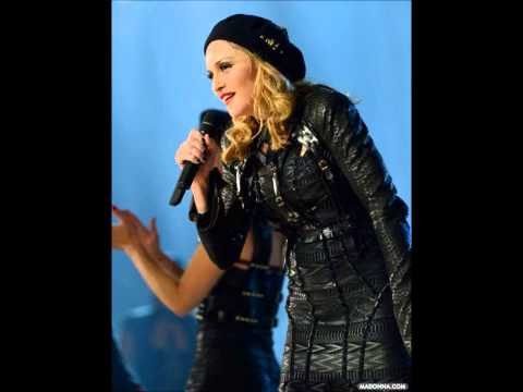 Madonna Open Your Heart (Dub Version) MDNA Tour Version Studio
