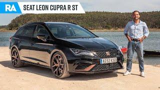 SEAT Leon Cupra R ST 4Drive. A carrinha desportiva QUASE perfeita