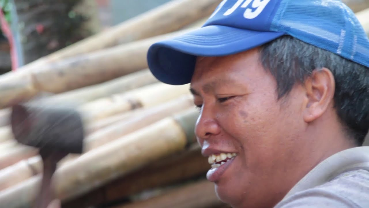 Stone carving in ubud bali youtube