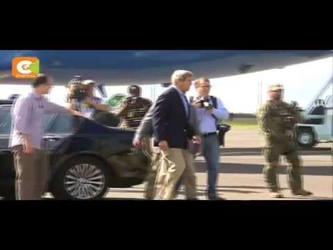 Waziri John Kerry atazuru nchini