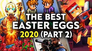 The Best Video Game Easter Eggs of 2020 (Part 2)