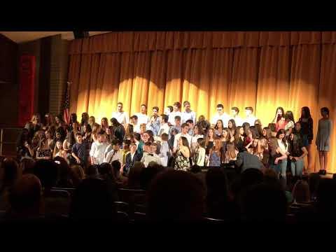 Ardsley Middle School / Spring Concert / 8th Grade Chorus 5/10/2018