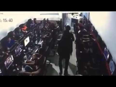 Đâm người chết tại chỗ ở quán net eakar daklak part 1