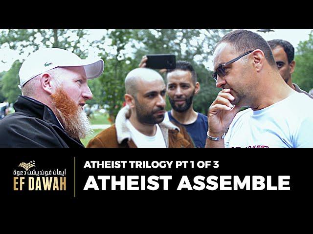Atheist Trilogy Pt 1 of 3   Atheist Assemble