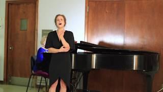 """""""O quante volte"""" from I Capuleti e i Montecchi by Bellini"""