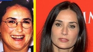 Demi Moore from 5 to 54 years old in 3 minutes!
