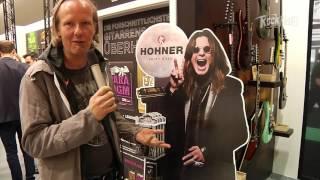 Hohner at Musikmesse Frankfurt 2017