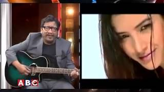 LIMELIGHT with Yogeshwor Amatya by Sagar Pradhan On ABC Television,Nepal