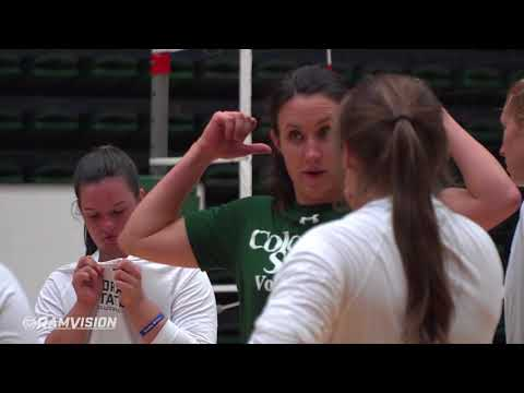 Colorado State Volleyball Update | August 21, 2017