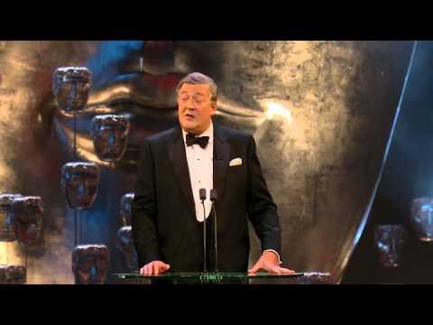Bafta Awards 2015 Full Show - Stephen Fry Opening Speech