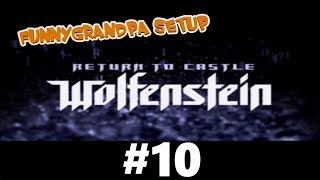 ЧИСТО ПО СТЕЛСУ - Return to Castle Wolfenstein #10