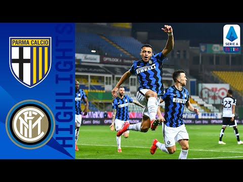 Parma Inter Goals And Highlights