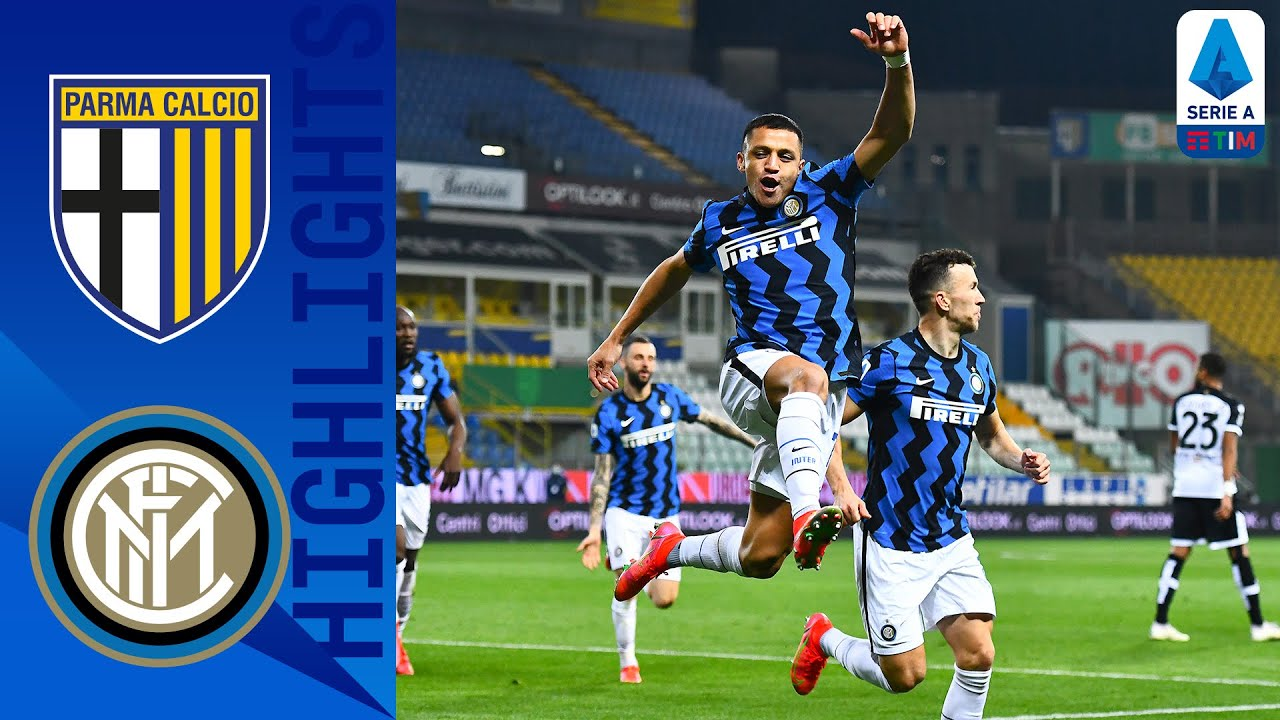 Parma 1-2 Inter | Alexis Sanchez Brace Widens Gap At The Top | Serie A TIM
