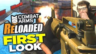 Combat Arms: Reloaded First Impressions Gameplay! (Highlights)