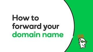 how to use a domain for forwarding to another website   godaddy help