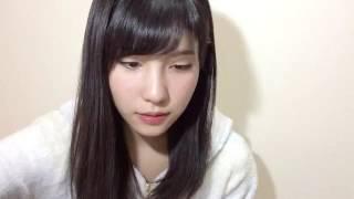 161021 谷口 めぐ(AKB48 チームA) SHOWROOM.