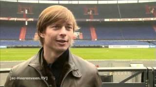 Interview Jon Dahl Tomasson (seizoen 2010/2011)