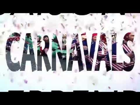 Vivez les carnavals en Province de Liège