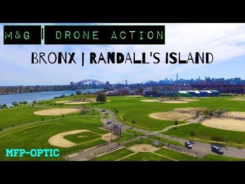 Randall's Island | Bronx | Drone Action