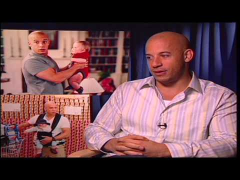 The Pacifier: Vin Diesel Exclusive Interview