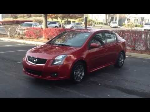 Used 2011 Nissan Sentra SE-R for sale Georgetown Auto Sales KY Kentucky SOLD