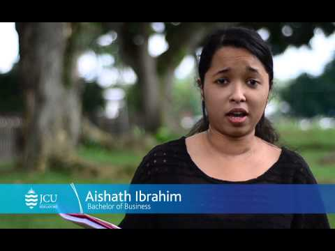 Student Experience: Aishath Ibrahim (Maldives)