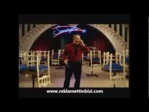 Cem Yılmaz Telsim Reklamı - Athena Değil Asena