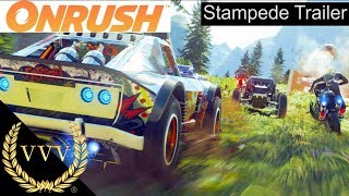 """Onrush """"The Stampede is Coming"""" Trailer"""