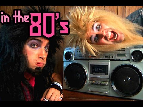 In The 80s Song  Rhett & Link