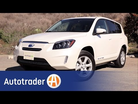 2012 Toyota RAV4 EV - Electric | New Car Review | AutoTrader