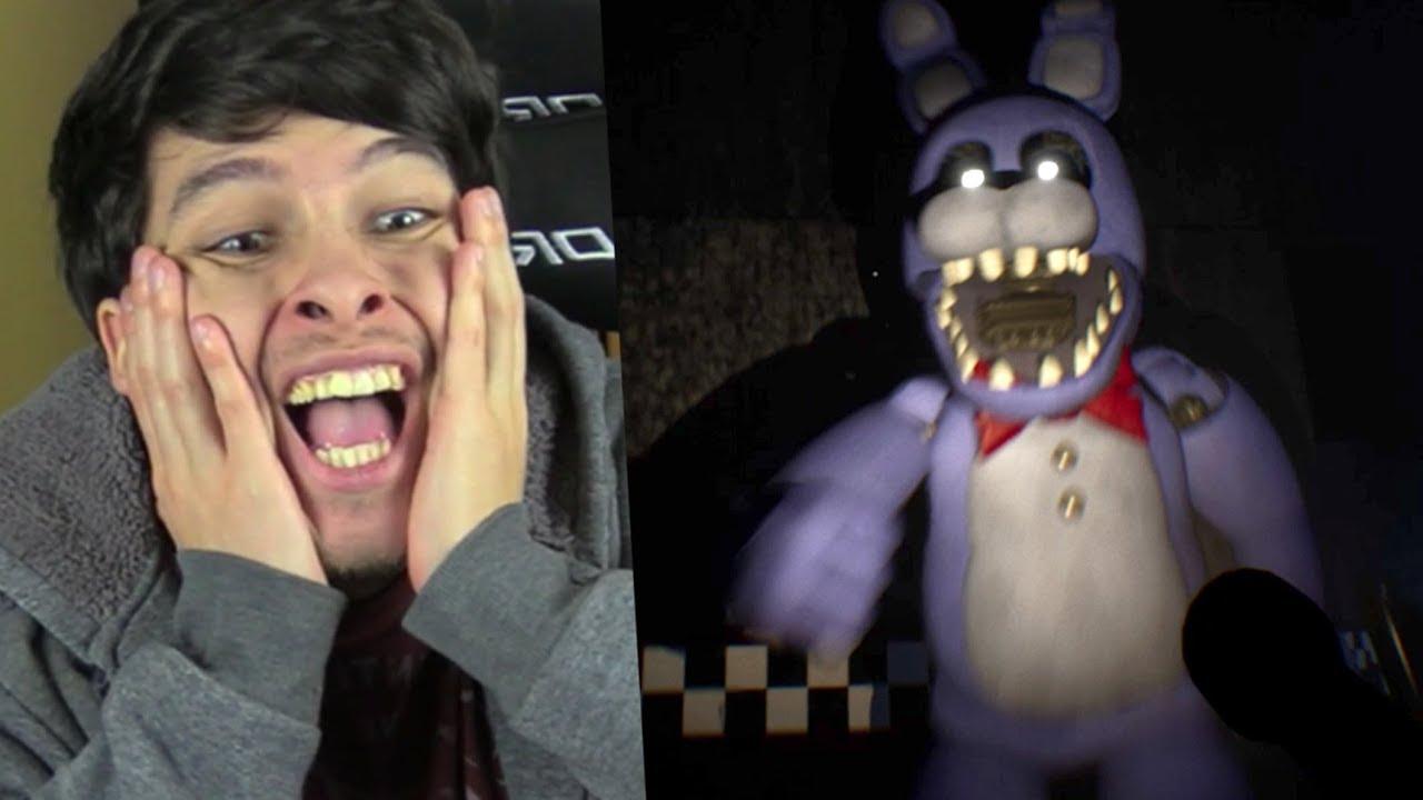 Scary Stories Freddy Demo Roblox - Me Cago Del Miedo Con El Nuevo Five Nights At Freddys Remasterizado Omg