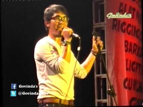 Govinda's - Kangen (DEWA19 Cover live at GOR Diponegoro Sragen)