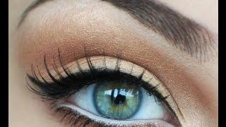 ❀♡Как увеличить глаза с помощью макияжа пошагово❀♡