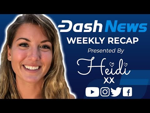 Dash News - Dash Investment Foundation, Brave Browser, CrowdNode, Blox, SEC, SALT Lending & More!